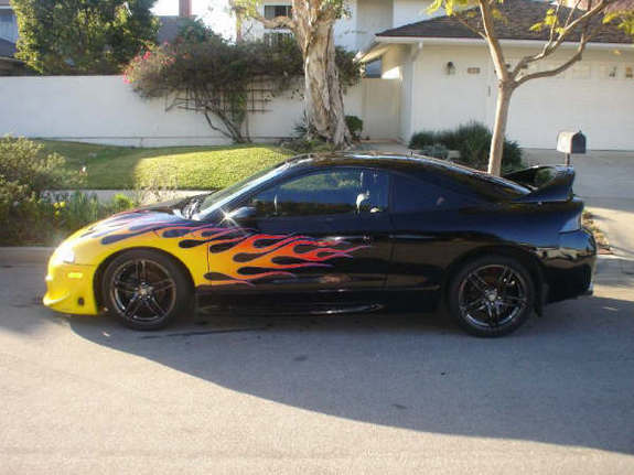Another awesomeeclipse99 1999 Mitsubishi Eclipse post... - 7495342