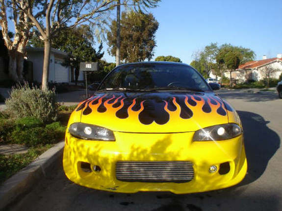 Another awesomeeclipse99 1999 Mitsubishi Eclipse post... - 7495343