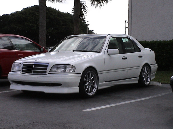 Racerxoffl 39 s 1996 mercedes benz c class in boynton beach fl for 1996 mercedes benz c class