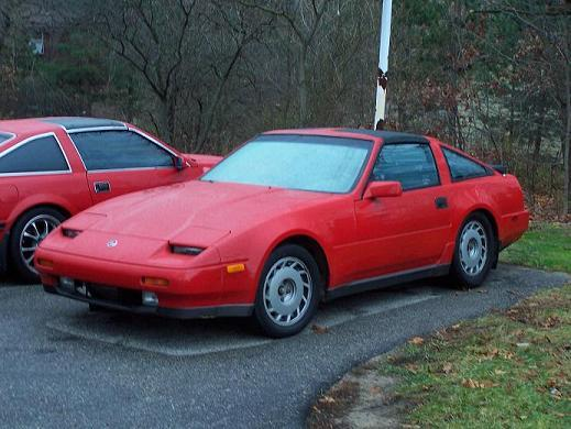 red z31 1987 nissan 300zx specs photos modification info. Black Bedroom Furniture Sets. Home Design Ideas