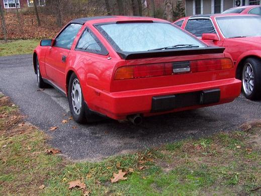Another Red_Z31 1987 Nissan 300ZX post... - 7489474