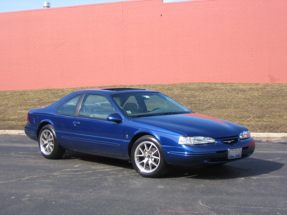 Thrillhousepdt 1997 Ford Thunderbird Specs Photos