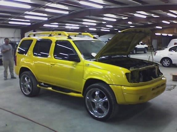 pimpedxterra 2000 nissan xterra specs photos. Black Bedroom Furniture Sets. Home Design Ideas