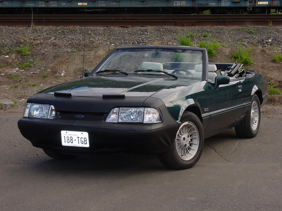 RepoStyle 1990 Ford Mustang