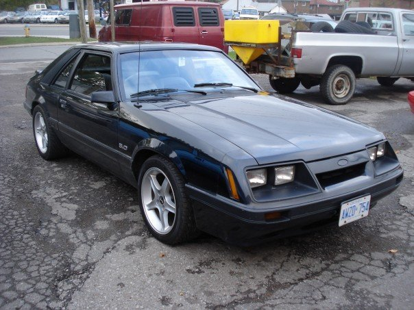 86 Mustang Gt 1986 Ford Mustang Specs Photos Modification Info At