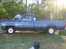 Another OlBlueDodge 1974 Dodge D150 Club Cab post... - 7495321