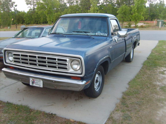 Another OlBlueDodge 1974 Dodge D150 Club Cab post... - 7495328