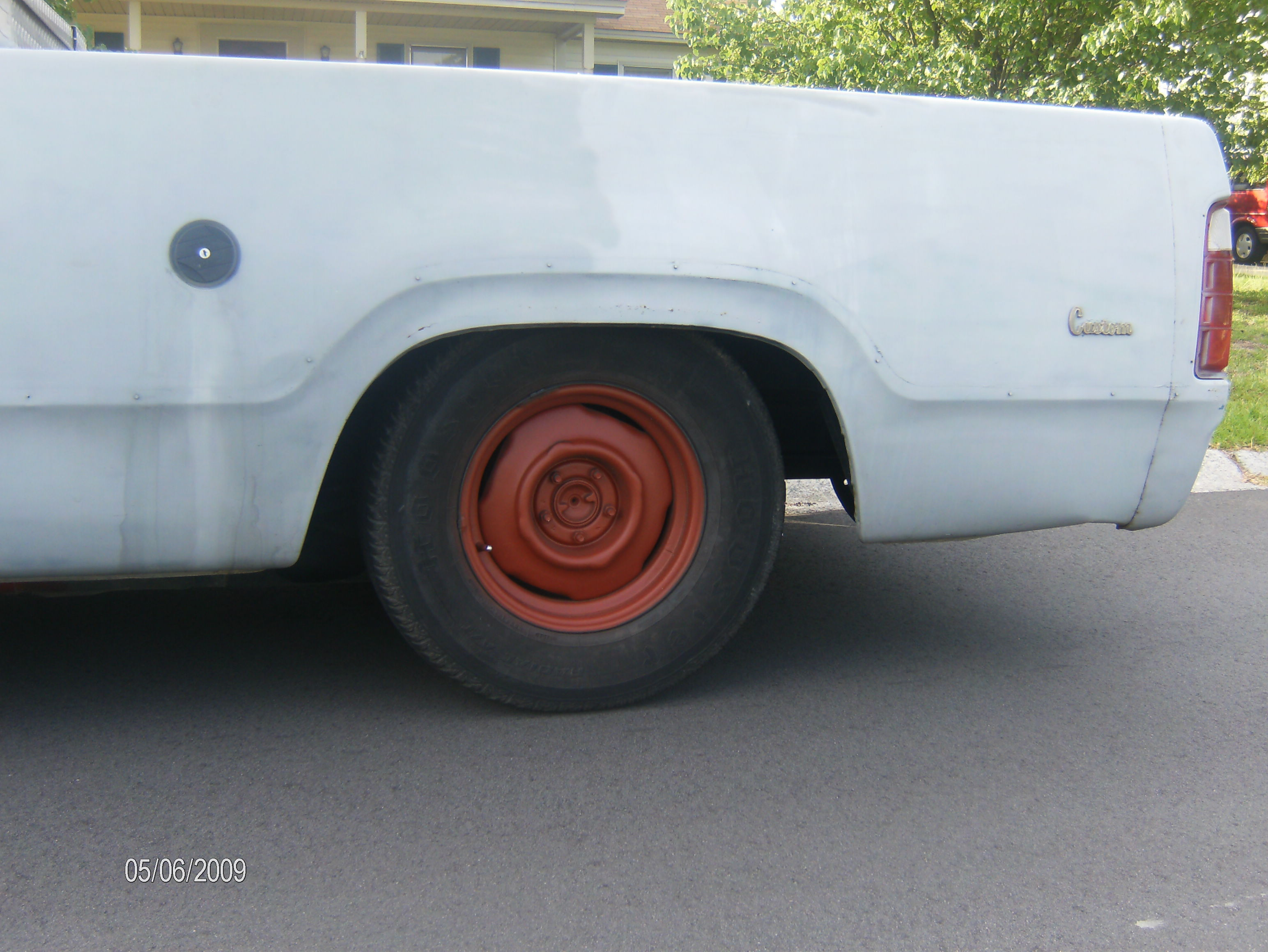 Another OlBlueDodge 1974 Dodge D150 Club Cab post... - 7495337