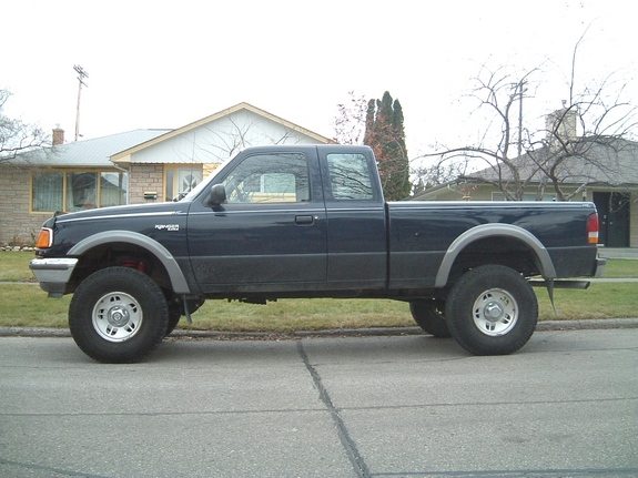 1996 Ford Ranger Modifications