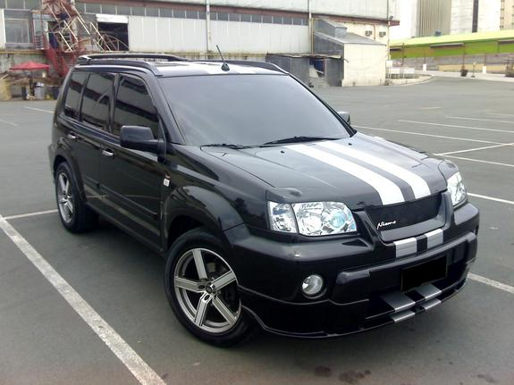 marcus luigi 2004 nissan x trail specs photos modification info at cardomain. Black Bedroom Furniture Sets. Home Design Ideas