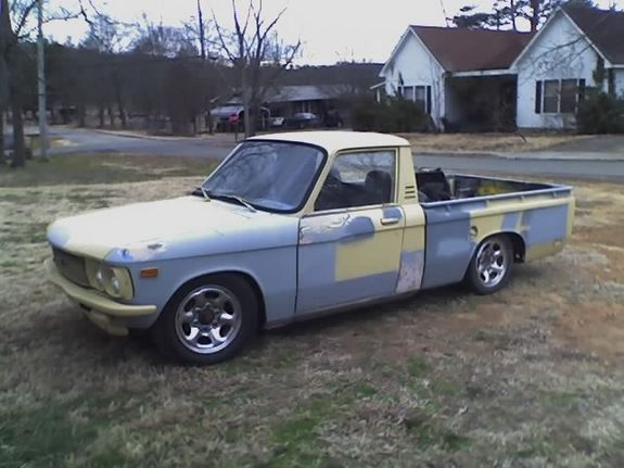 1975 chevy luv truck for autos post. Black Bedroom Furniture Sets. Home Design Ideas