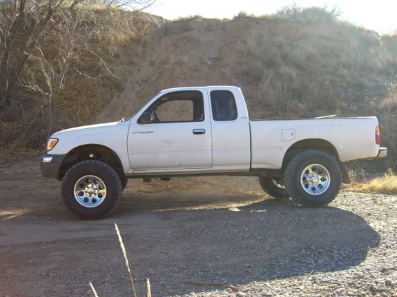 [1999 Toyota Tacoma Xtra Replacement Procedure ...