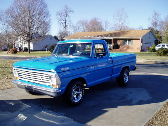 67pickitup 1967 Ford F150 Regular Cab Specs Photos Modification