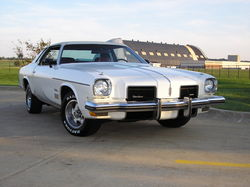 73CUTTY 1973 Oldsmobile Cutlass Supreme