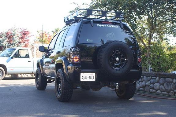 Another Bubbabrown200 2002 Jeep Liberty Post.
