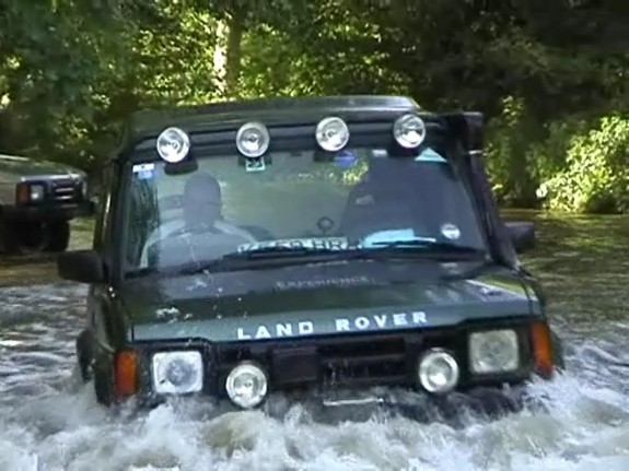 Land Rover Discovery Light Bar Land Rover Discovery Post