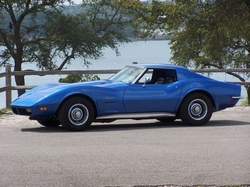 patdown 1973 Chevrolet Corvette