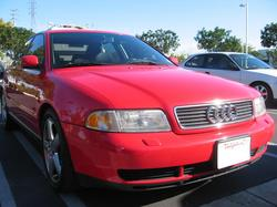 redaudia4s 1998 Audi A4