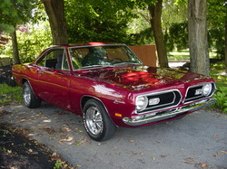 redhot69 1969 Plymouth Barracuda