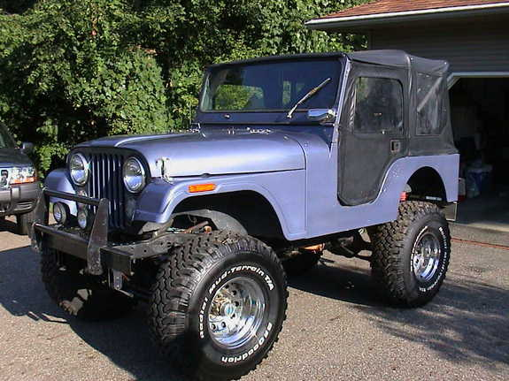 1974JeepCJ5 1974 Jeep CJ5 7505652