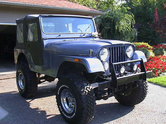 1974JeepCJ5 1974 Jeep CJ5 7505654