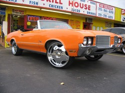 72droptopcuttys 1972 Oldsmobile Cutlass Supreme