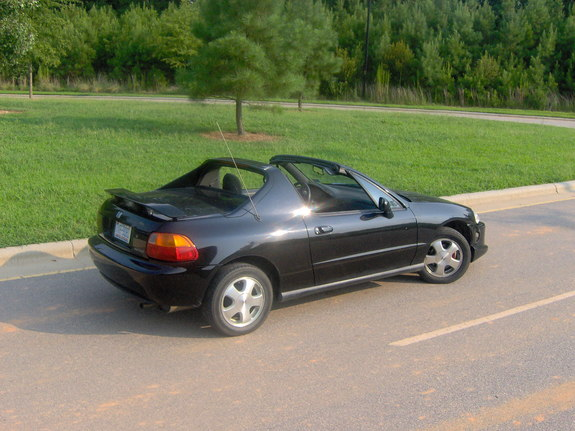 dark sol 1995 honda del sol specs photos modification. Black Bedroom Furniture Sets. Home Design Ideas