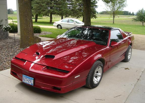 Grant77 1986 Pontiac Trans Am Specs  Photos  Modification