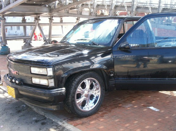 julianfok's 1991 Chevrolet Silverado 1500 Regular Cab