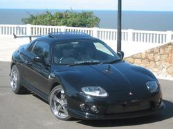 freezies 1995 Mitsubishi FTO