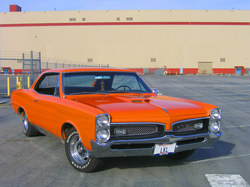 chooko 1967 Pontiac GTO