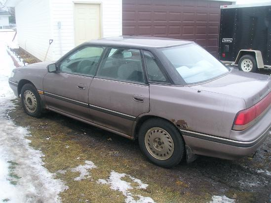 Another MrDirrty 1993 Subaru Legacy post... - 7514338