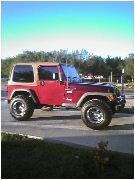 Another JeepX4x4 2002 Jeep Wrangler post... - 7659245