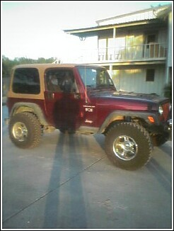 Another JeepX4x4 2002 Jeep Wrangler post... - 7659247