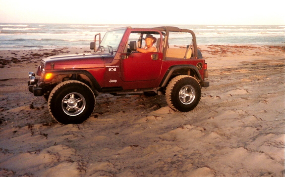 Another JeepX4x4 2002 Jeep Wrangler post... - 7659259