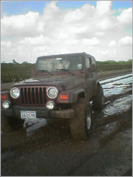 Another JeepX4x4 2002 Jeep Wrangler post... - 7659264