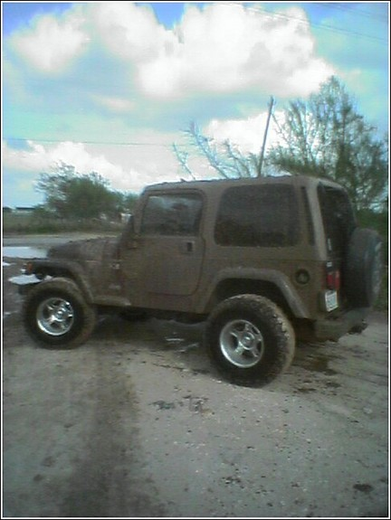 Another JeepX4x4 2002 Jeep Wrangler post... - 7659265
