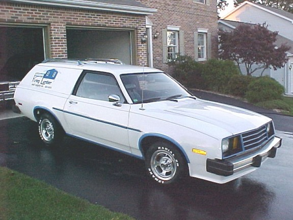 Another tdoorly 1980 Ford Pinto post... - 7515508