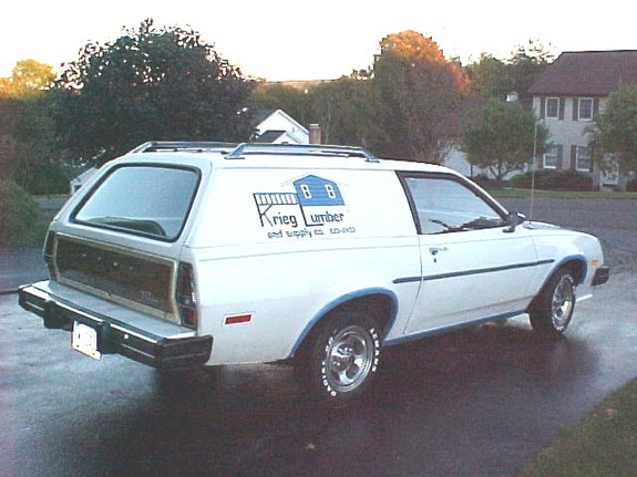 Another tdoorly 1980 Ford Pinto post... - 7515509