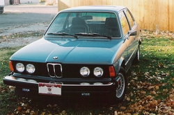 1979-BMWs 1979 BMW 3 Series