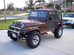 Hank86CJ7s 1986 Jeep CJ7
