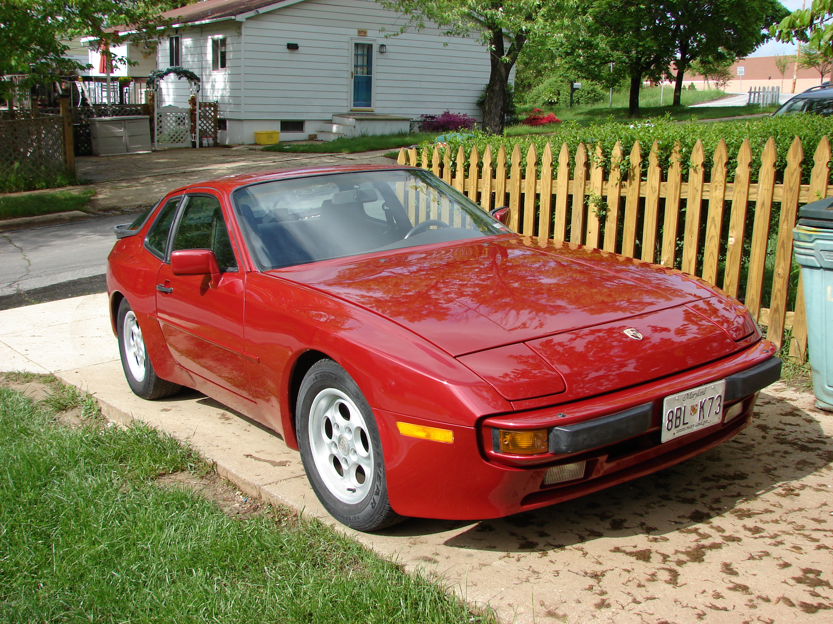 nsaneon 1985 porsche 944 specs, photos, modification info at cardomain