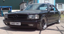 ben123s 1985 Mercedes-Benz S-Class