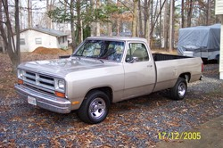 jtsweep88s 1989 Dodge D150 Club Cab