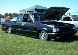 LBC-Club-Members 1986 Mazda B-Series Cab Plus