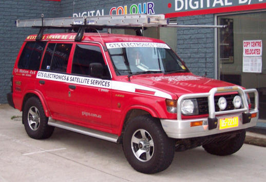 Another holden 1996 Mitsubishi Montero post... - 7525937