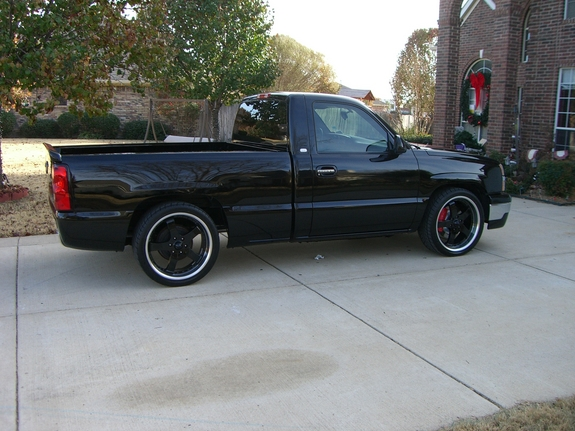 silveradorst 2005 chevrolet silverado 1500 regular cab. Black Bedroom Furniture Sets. Home Design Ideas