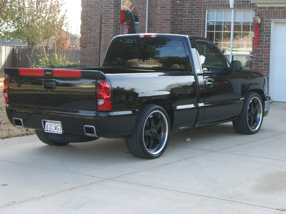 another silveradorst 2005 chevrolet silverado 1500 regular cab post. Black Bedroom Furniture Sets. Home Design Ideas