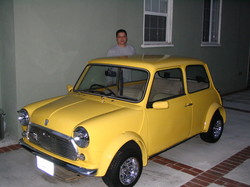 wally68 1973 MINI Cooper