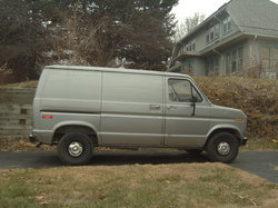 StubbyVans 1987 Ford Econoline E150 Passenger